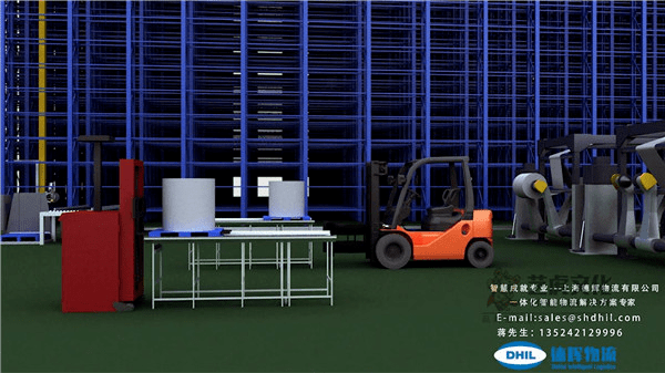 别墅三维建筑动画