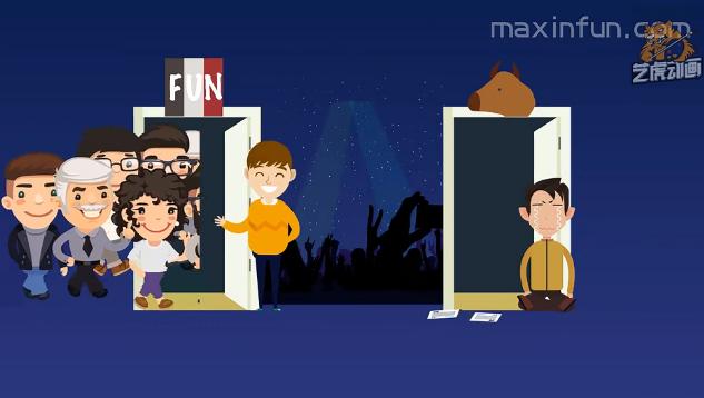 app宣传演示动画