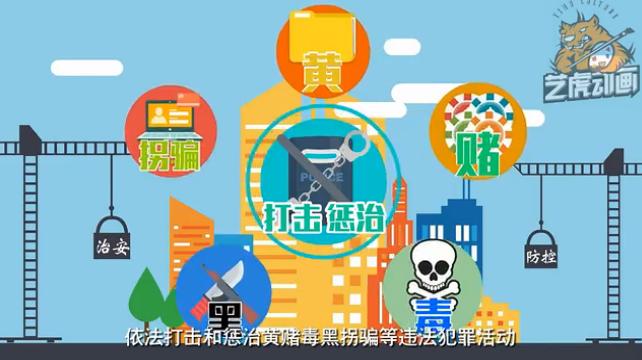 政府公益宣传动画