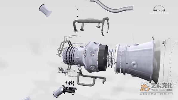 机械三维动画3D动画